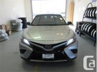 Make Toyota Model Camry Year 2018 Colour Silver kms