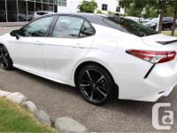 Make Toyota Model Camry Year 2018 Colour White kms