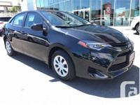 Make Toyota Model Corolla Year 2018 Colour Black kms