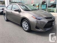 Make Toyota Model Corolla Year 2018 Colour Grey kms