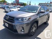 Make Toyota Model Highlander Year 2018 Colour Grey kms