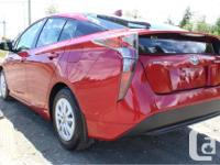 Make Toyota Model Prius Year 2018 Colour Red Trans