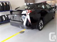 Make Toyota Model Prius Year 2018 Colour Black kms