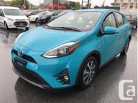 Make Toyota Model Prius c Year 2018 kms 37697 Trans