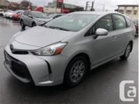 Make Toyota Model Prius V Year 2018 Colour Grey kms