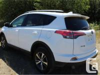 Make Toyota Model RAV4 Year 2018 Colour White kms