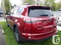 Make Toyota Model RAV4 Year 2018 Colour RED kms 20900