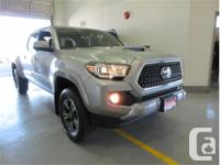 Make Toyota Model Tacoma Year 2018 Colour Silver kms