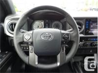 Make Toyota Model Tacoma Year 2018 Colour Magnetic Grey