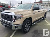 Make Toyota Model Tundra Year 2018 Colour Brown kms
