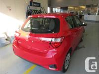 Make Toyota Model Yaris Year 2018 Colour Red kms 8003