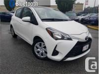 Make Toyota Model Yaris Year 2018 Colour White kms