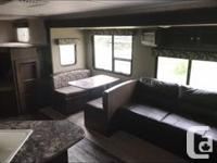 2018 Hideout 30� trailer. Sleeps 8, electric awning,