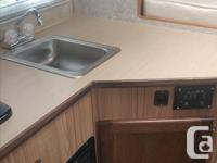 2018 Travelaire 80ws camper 8 ft. floor Only used a few