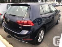 Make Volkswagen Model Golf Year 2018 kms 12 Trans