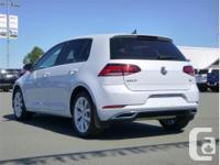 Make Volkswagen Model Golf Year 2018 Colour White