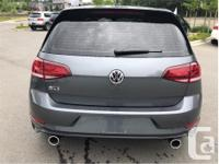 Make Volkswagen Model GTI Year 2018 kms 5634 Trans