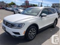 Make Volkswagen Model Tiguan Year 2018 Colour White