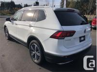 Make Volkswagen Model Tiguan Year 2018 Colour White