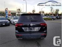 Make Volkswagen Model Tiguan Year 2018 Colour Black