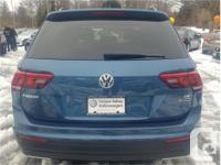 Make Volkswagen Model Tiguan Year 2018 Colour Blue kms