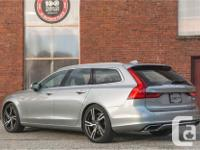 Make Volvo Model V90 Year 2018 Colour Silver kms 11000