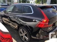 Make Volvo Model XC60 Year 2018 Colour Black kms 11 for sale  British Columbia