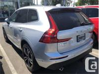 Make Volvo Model XC60 Year 2018 Colour Silver kms 11 for sale  British Columbia