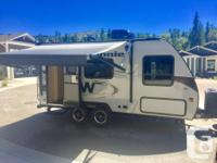 2018 Winnebago Micro Minnie 1706FB. Tows easy with a 6