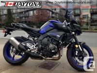 2018 Yamaha MT-10 Sport Motorcycle * R1-inspired