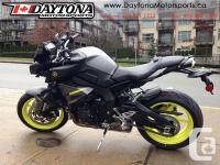 2018 Yamaha MT-10 Sport Motorcycle * R1-inspired