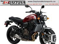 2018 Yamaha XSR700 Sport Motorcycle * NEW RELEASE !!! *