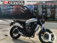 2018 Yamaha XSR700 Sport Motorcycle *NEW RELEASE!!! *