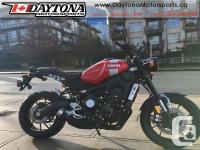 2018 Yamaha XSR900 Sport Motorcycle * Tasty, timeless