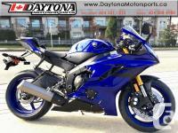 2018 Yamaha YZF-R6 ABS Sport Bike * R1 inspired body