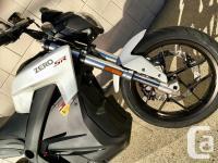 2018 Zero SR ZF14.4 Electric Sport Motorcycle $21595