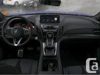 Make Acura Model RDX Year 2019 Colour Blue kms 170
