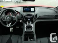 Make Acura Model RDX Year 2019 Colour Red kms 1397