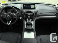 Make Acura Model RDX Year 2019 Colour Black kms 1663