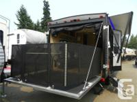 Price: $30,995 Stock Number: RV-1785 Toy hauler with