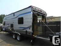 Price: $30,995 Stock Number: RV-1784 This toy hauler