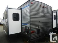 Price: $36,995 Stock Number: RV-1820 New 2019 colours!