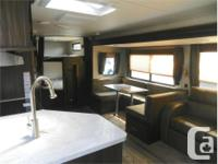 Price: $32,995 Stock Number: RV-1749 Great family floor