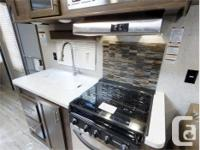 Price: $31,995 Stock Number: RV-1788 Toy hauler with