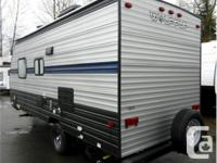 Price: $23,995 Stock Number: RV-1835 Light tow weight