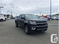 Make Chevrolet Model Colorado Year 2019 Colour Black