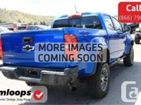 Make Chevrolet Model Colorado Year 2019 Colour Blue