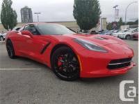 Make Chevrolet Model Corvette Year 2019 kms 5477 Trans