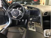 Make Chevrolet Model Corvette Year 2019 Colour White