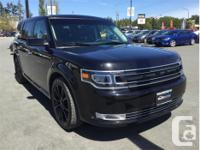 Make Ford Model Flex Year 2019 Colour Black kms 29957